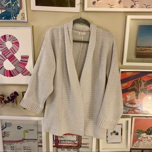 UO oversized cardigan